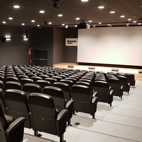 bgl-instala-los-sistemas-audiovisuales-del-auditorio-de-secuoya-studios