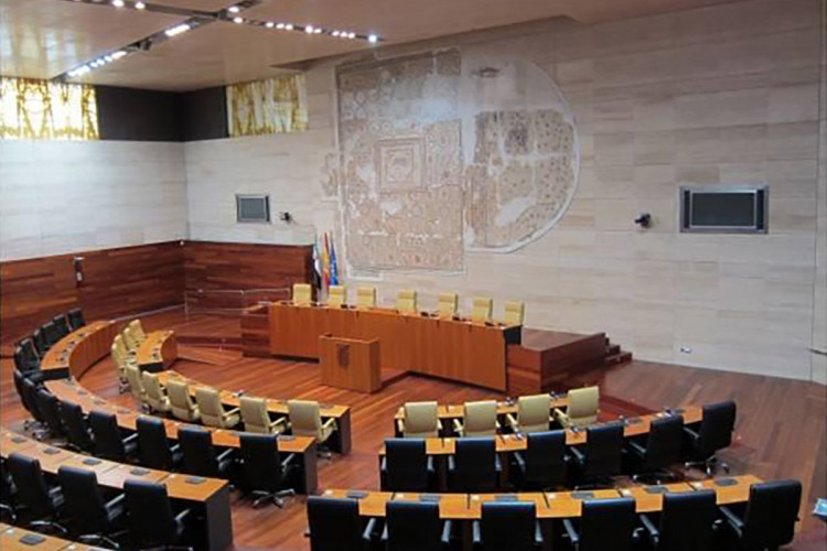 parliament-of-extremadura
